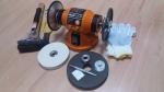 Станок для заточки маникюрных инструментов Sharp KM 15