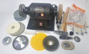 Станок для заточки маникюрных инструментов BKS 5 Starter KIT