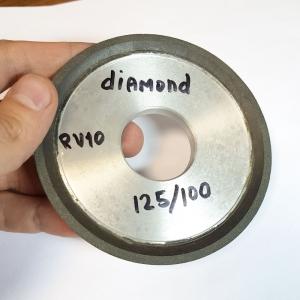 Алмазный диск RV-10. Диаметр 10 см. 125/100