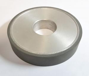Заточной алмазный диск торцевой. Д=10 см. 28/20